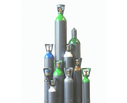 smaltimento e recupero bombole gas vuote