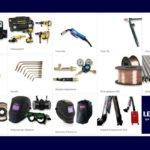 Consumabili e accessori per saldatura