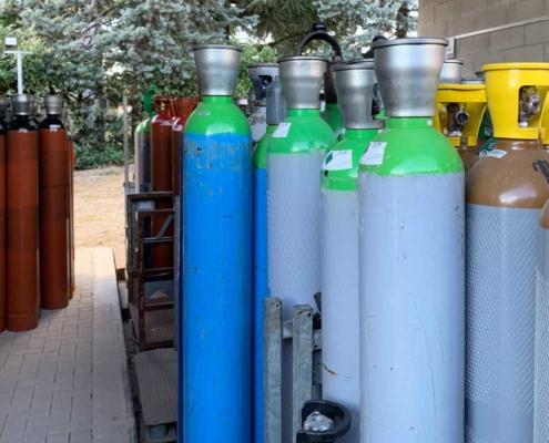 gas tecnici milano